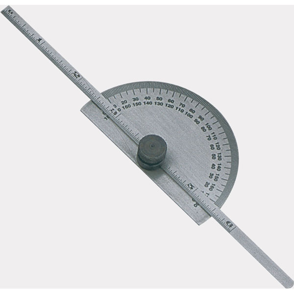 Depth Gauge with Protractor